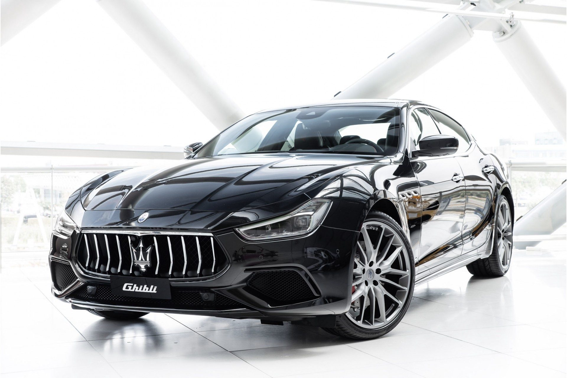 Maserati Ghibli 3.0 V6 350 pk GranSport