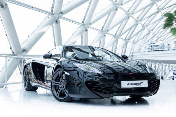 McLaren MP4-12C Coupe   Akrapovic   Carbon  