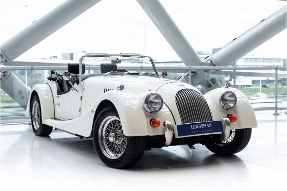 Morgan Plus 4 2.0i | 1-st Owner | Removable rear screen