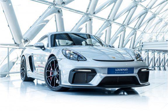 Porsche 718 GT4 Cayman 4.0 | NL Auto | Auto Blip | Sportuitlaat |