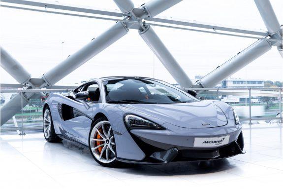McLaren 570S Track Pack   MSO Defined Paint   Carbon Ext.Pack