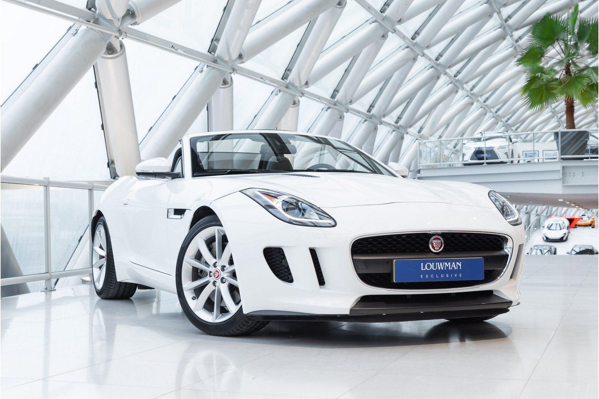 Jaguar F-Type 3.0 V6 Convertible | Low mileage | Top condition