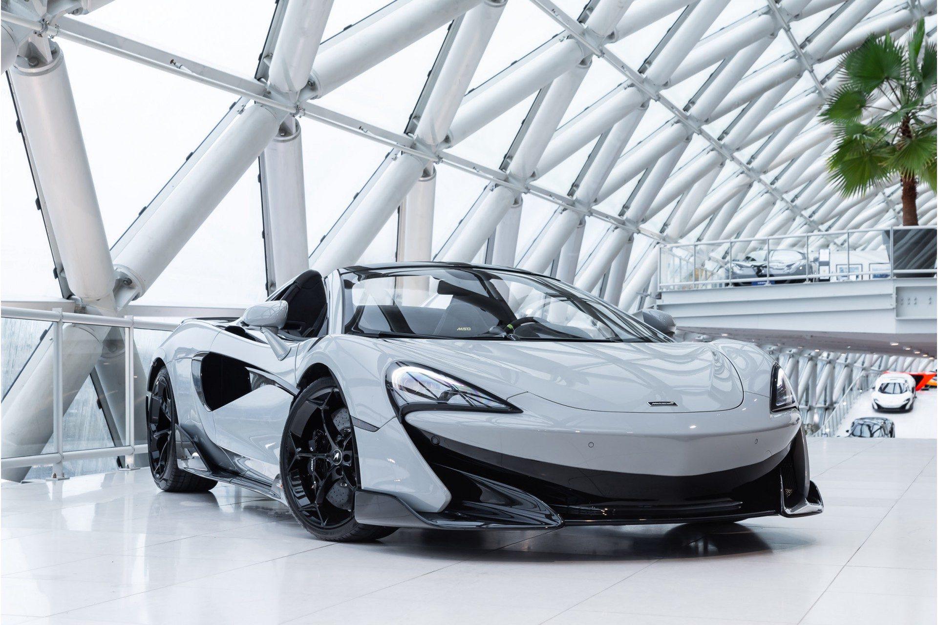 McLaren 600LT Spider 3.8 V8 | MSO Black Pack | MSO Int. |